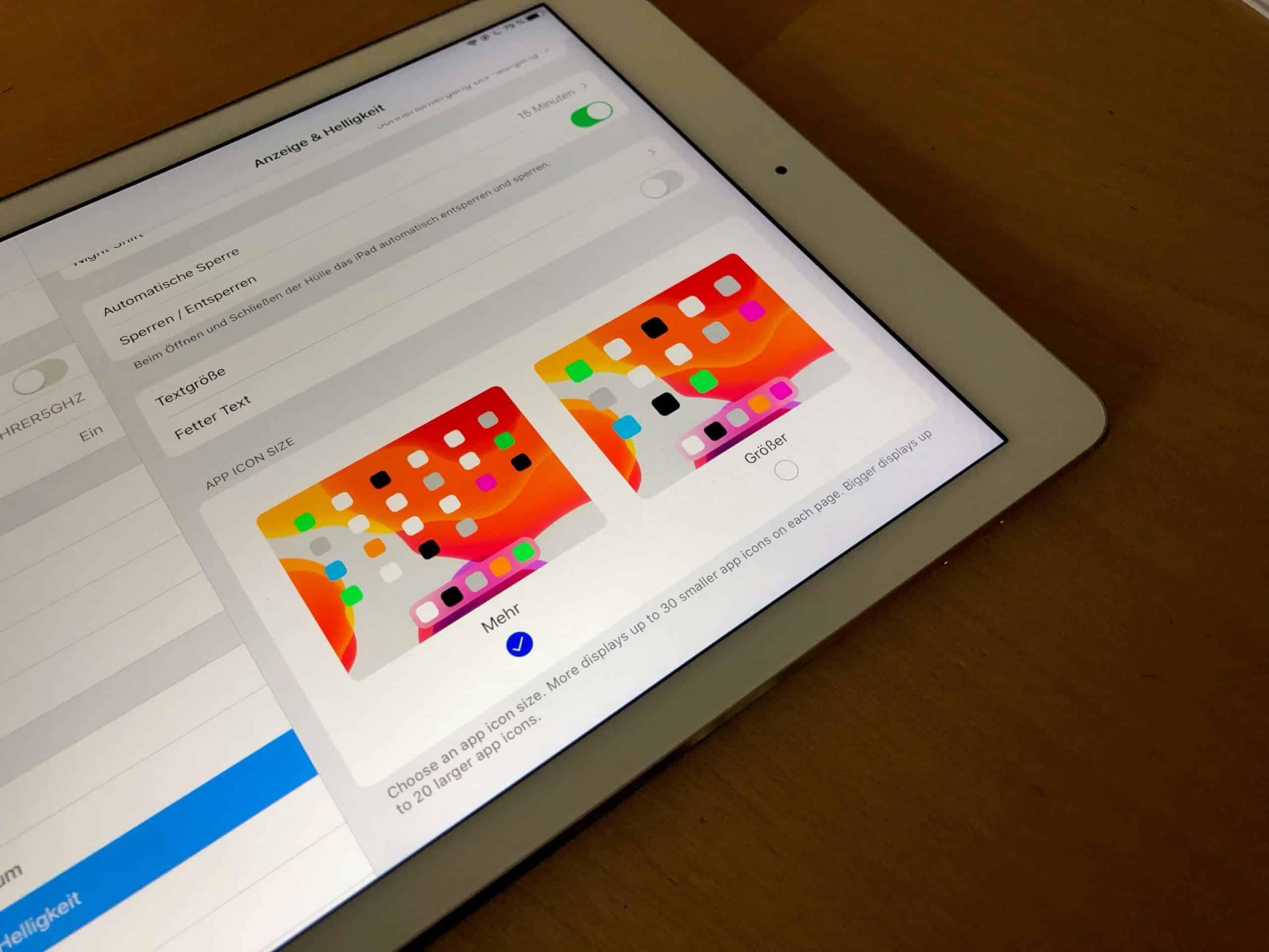iPadOS 13 Beta 7 Neuerungen und Erfahrungen nach 24h