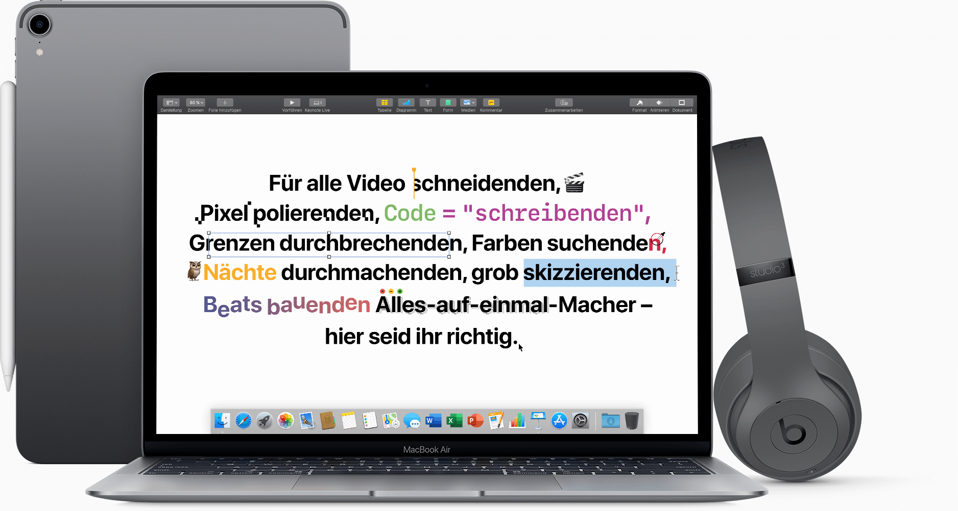 Mein geklautes MacBook 1/4: Ein Blick auf Apples neues Line-Up
