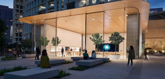 Apple Store Antara Mexiko