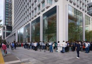 iPhone 11 / Apple Watch-Start in Tokyo - Apple