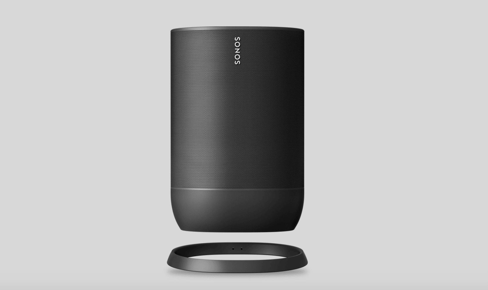 SONOS bringt ersten portablen Lautsprecher und mehr