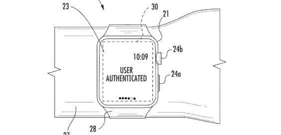 Apple Watch Patent - Apple / US-Patent- und Markenamt