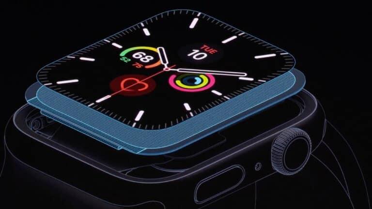 Apple Watch Series 5 Display