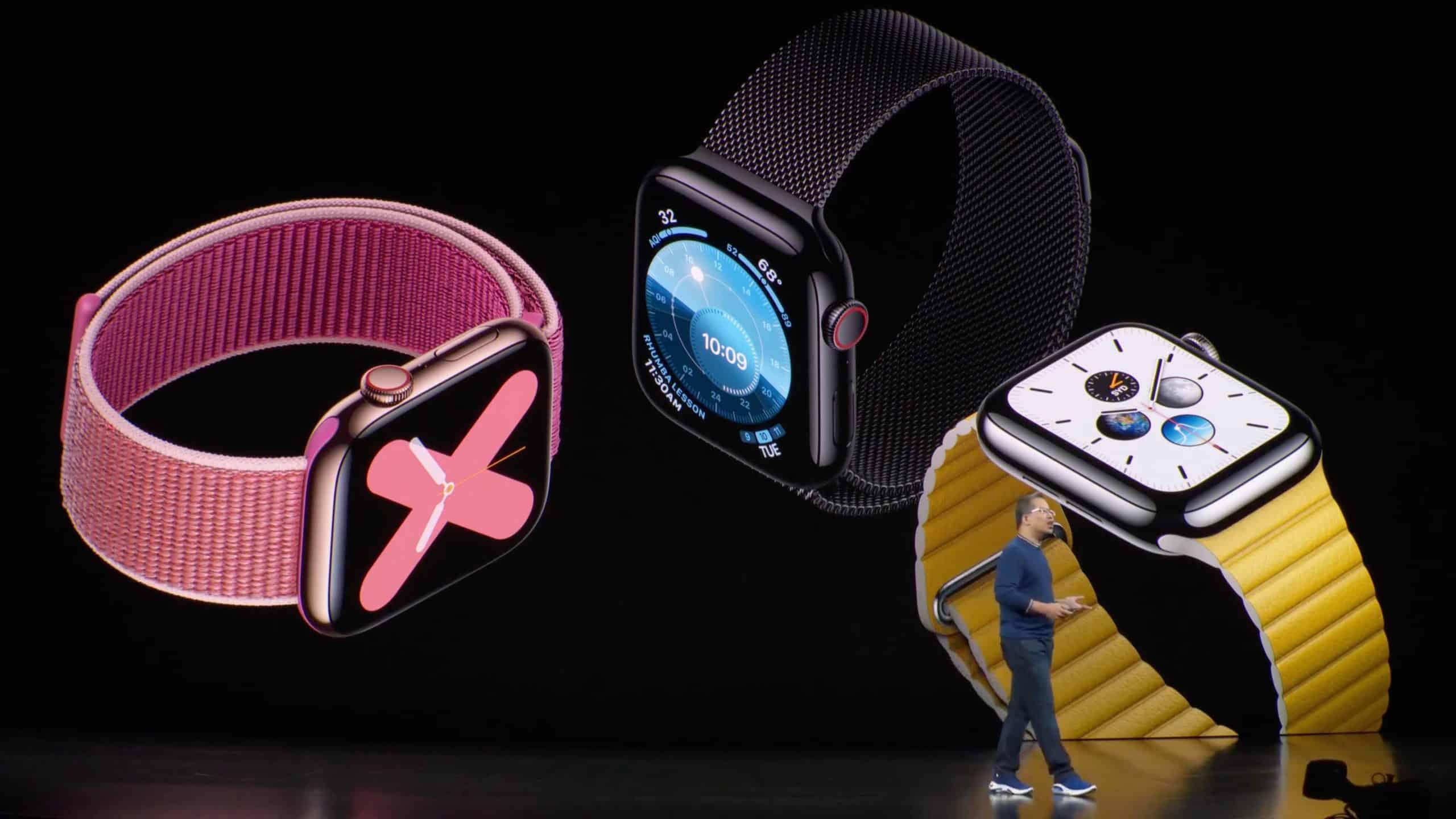 Auch neue Apple Watch + Bänder und ein neues Apple TV deuten sich an