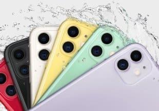 iPhone 11 in allen Farben - Apple