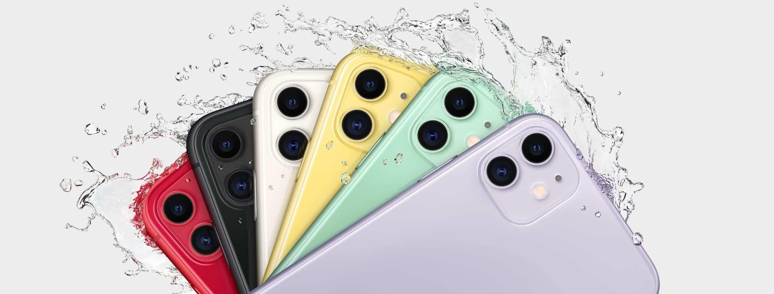 iPhone 11 / Pro durchgängig mit vier GB RAM, Apple Watch Series 5-CPU identisch mit Vorgänger-Chip