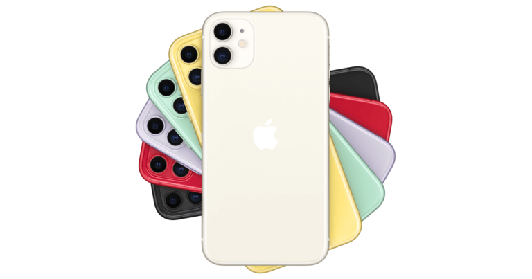 iPhone 11 alle Farben
