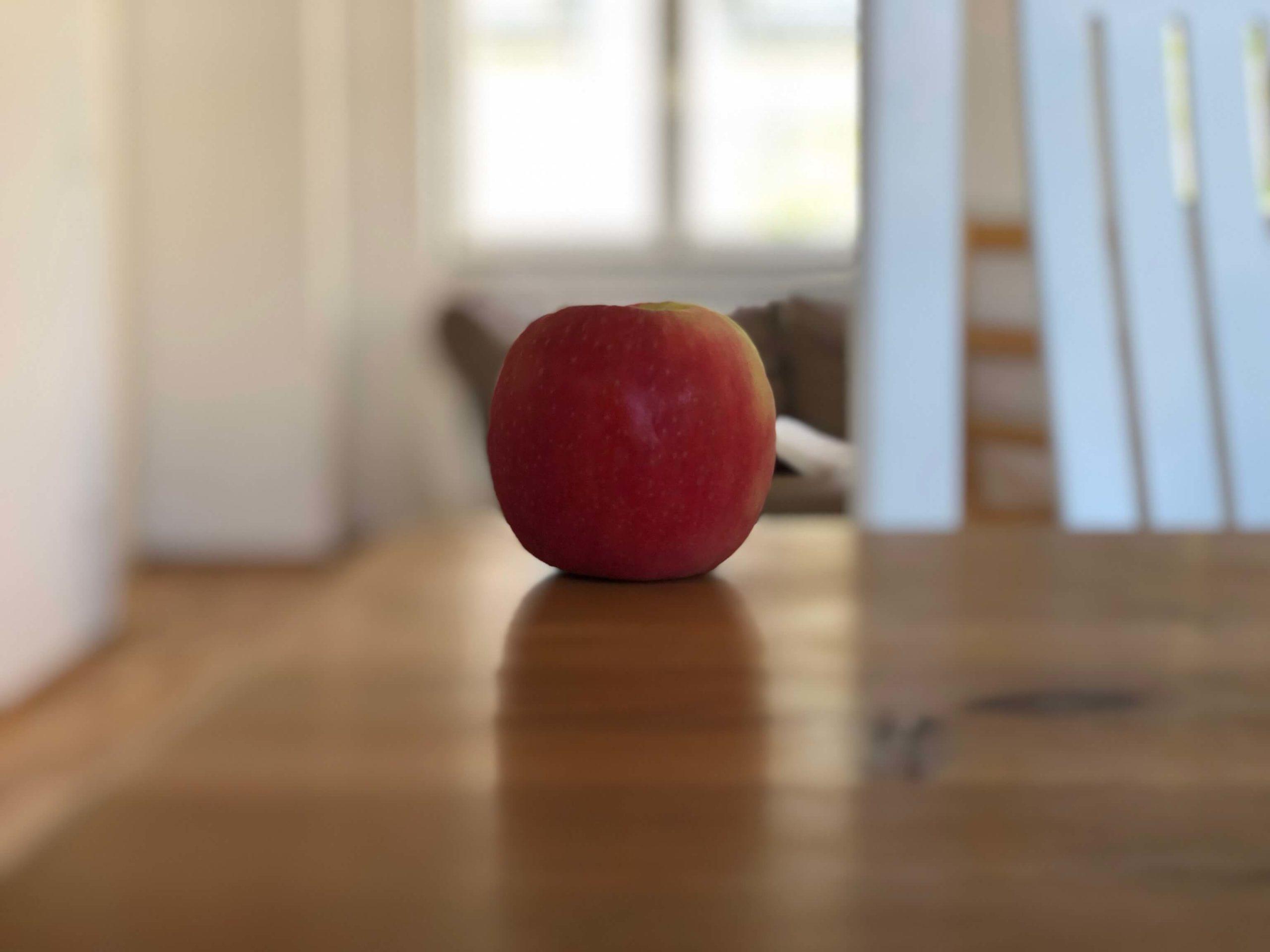 iPhone X Porträt Foto