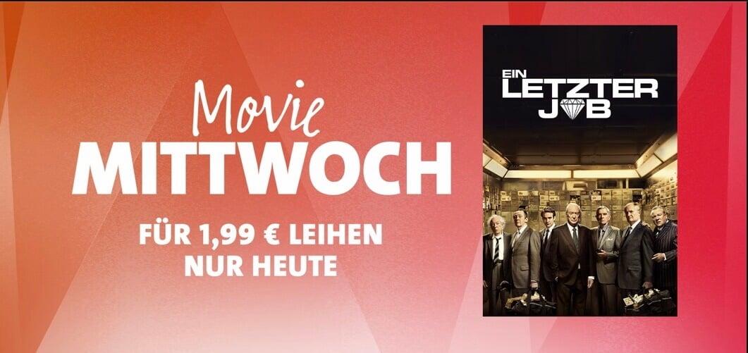"""iTunes Movie Mittwoch: """"Ein letzter Job"""" für nur 1,99"""