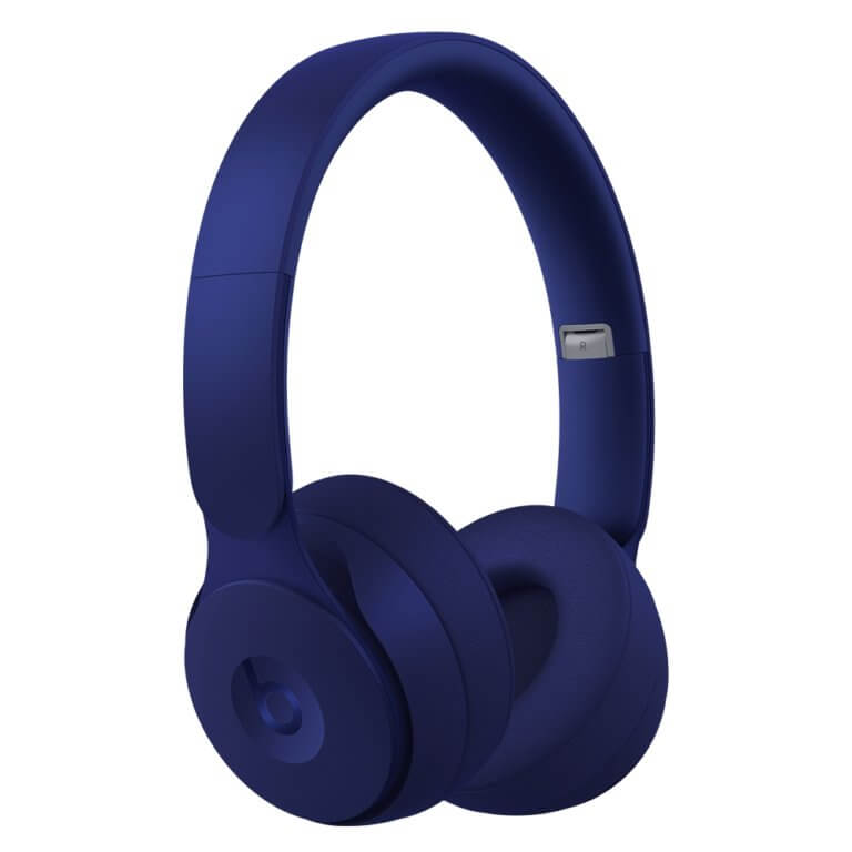 Beats Solo Pro Blau - Apple