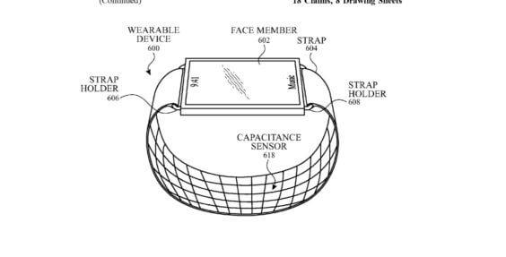 Apple Watch-Patente - US-Patent- und Markenamt