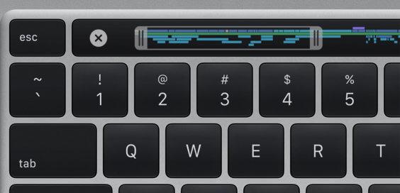 16 Zoll-MacBook Magic Keyboard - Apple