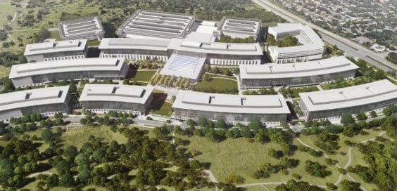 Neuer Apple-Campus in Austin, Texas - Apple