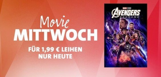 Movie Mittwoch Avengers