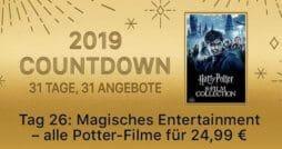 Harry Potter iTunes