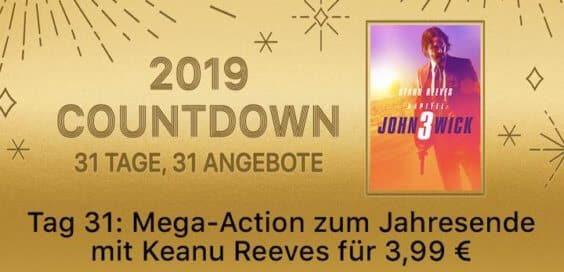 John Wick 3 iTunes