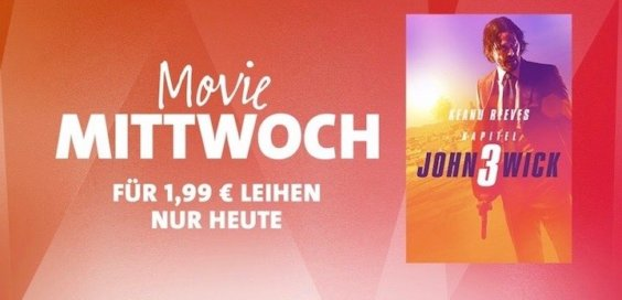 John Wick Movie Mittwoch