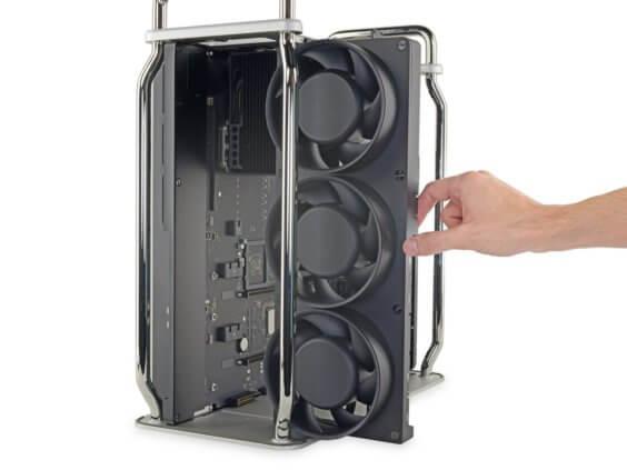Mac Pro im Teardown - iFixit