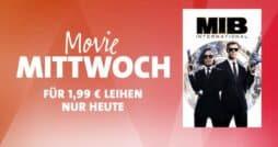 Movie Mittwoch iTunes Man in Black