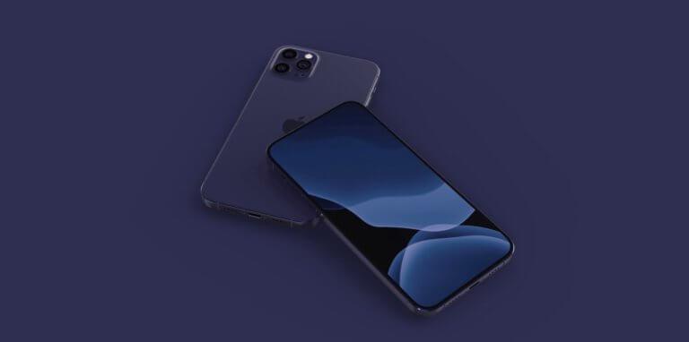 iPhone 12 Navy Blue / Max Weinbach / Everything ApplePro