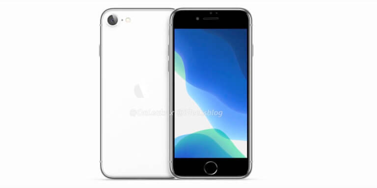 iPhone 9 Rendering - Onleaks