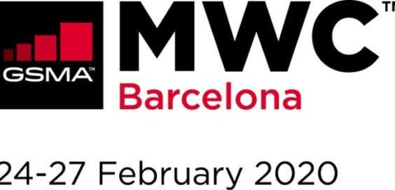 MWC 2020 Logo - MWC/GSMA