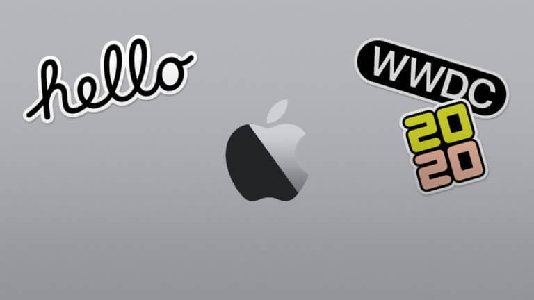 WWDC 2020 - Apple