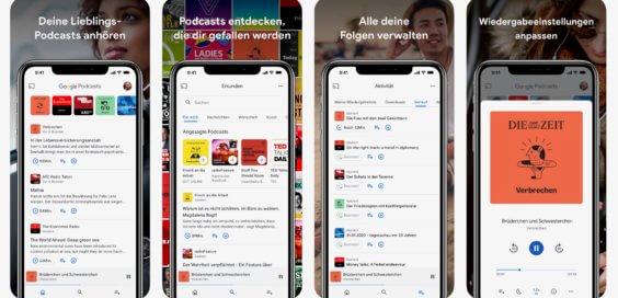 Google-Podcasts - Google