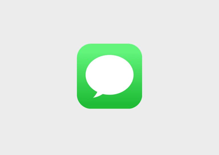 iMessage Logo - Apple