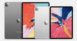 iPad Pro Triple Cam OnLeaks