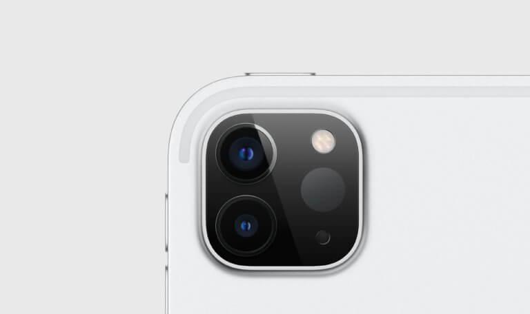 iPad Pro Triple Lens Thumb