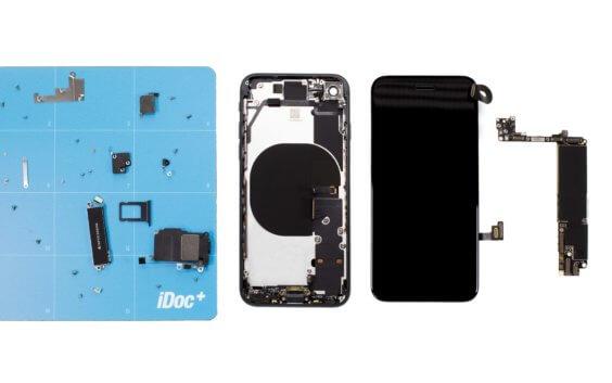 iPhone SE alle Teile - iDoc