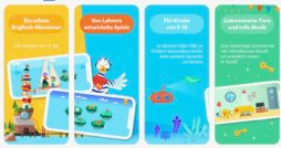 Eduka´s World English for Kids App Store