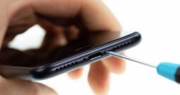 iPhone SE Schrauben - iDoc