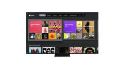 Apple Music am Smart TV von Samsung