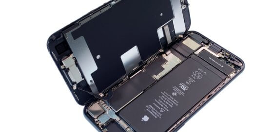 iPhone SE Teardown geöffnet - kaputt.de