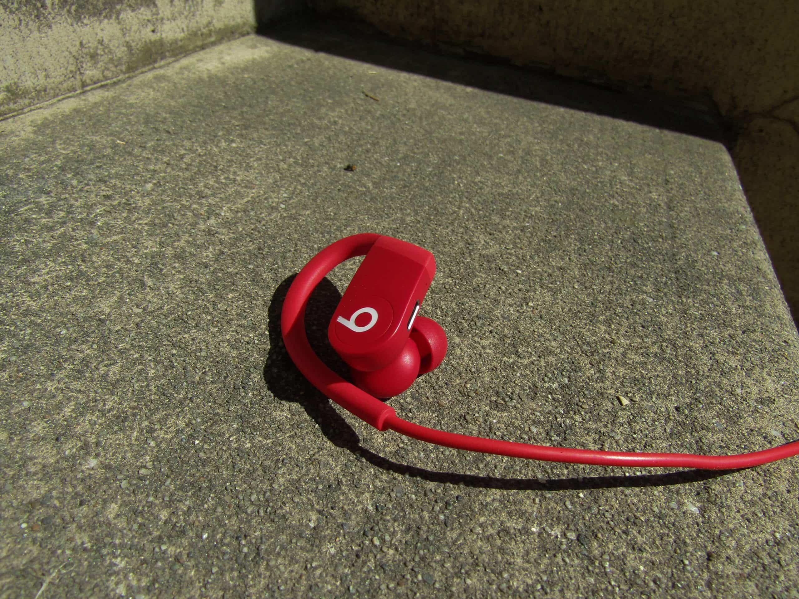 Powerbeats Tragekomfort