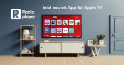 Radioplayer auf dem Apple TV - Radioplayer