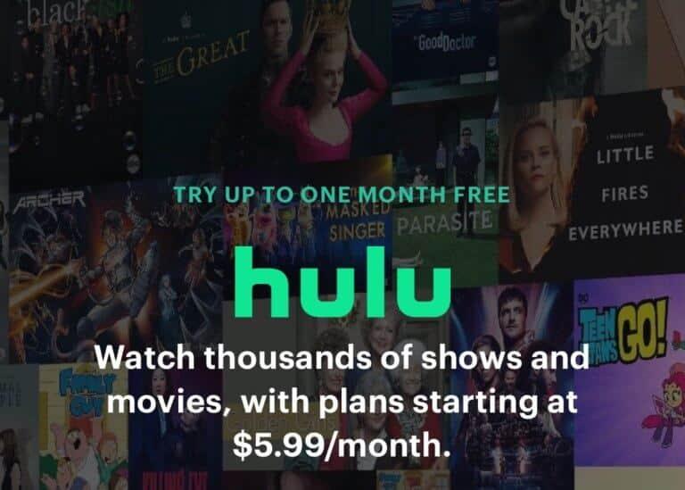 Hulu Logo - Hulu