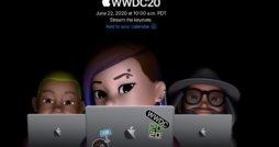 WWDC 2020 Einladung - Apple