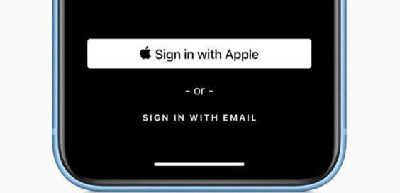 Mit Apple anmelden - Apple