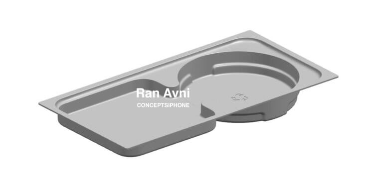 iPhone 12 ohne EarPods und Ladegerät laut Box