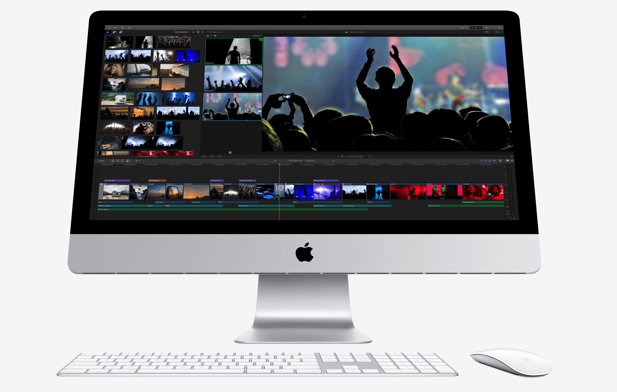 Neuer iMac: Benchmarks zeigen die Wirkung neuer Prozessoren und Grafiklösungen