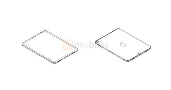 iPad Air-Schemazeichnungen - 91Mobiles