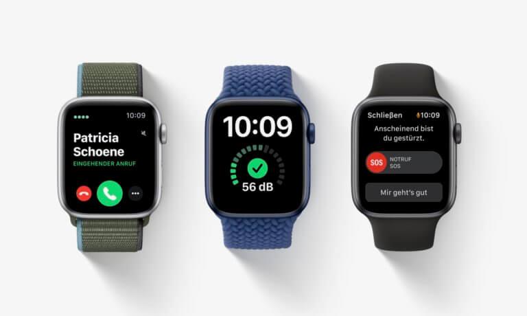 watchOS 7 - Apple