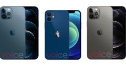 iPhone 12 Leak Ivan Blass
