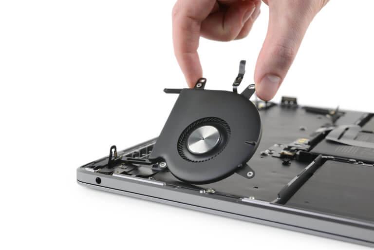 M1-MacBook 2020 - iFixit