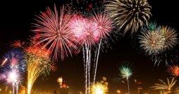 Feuerwerk - Symbolbild