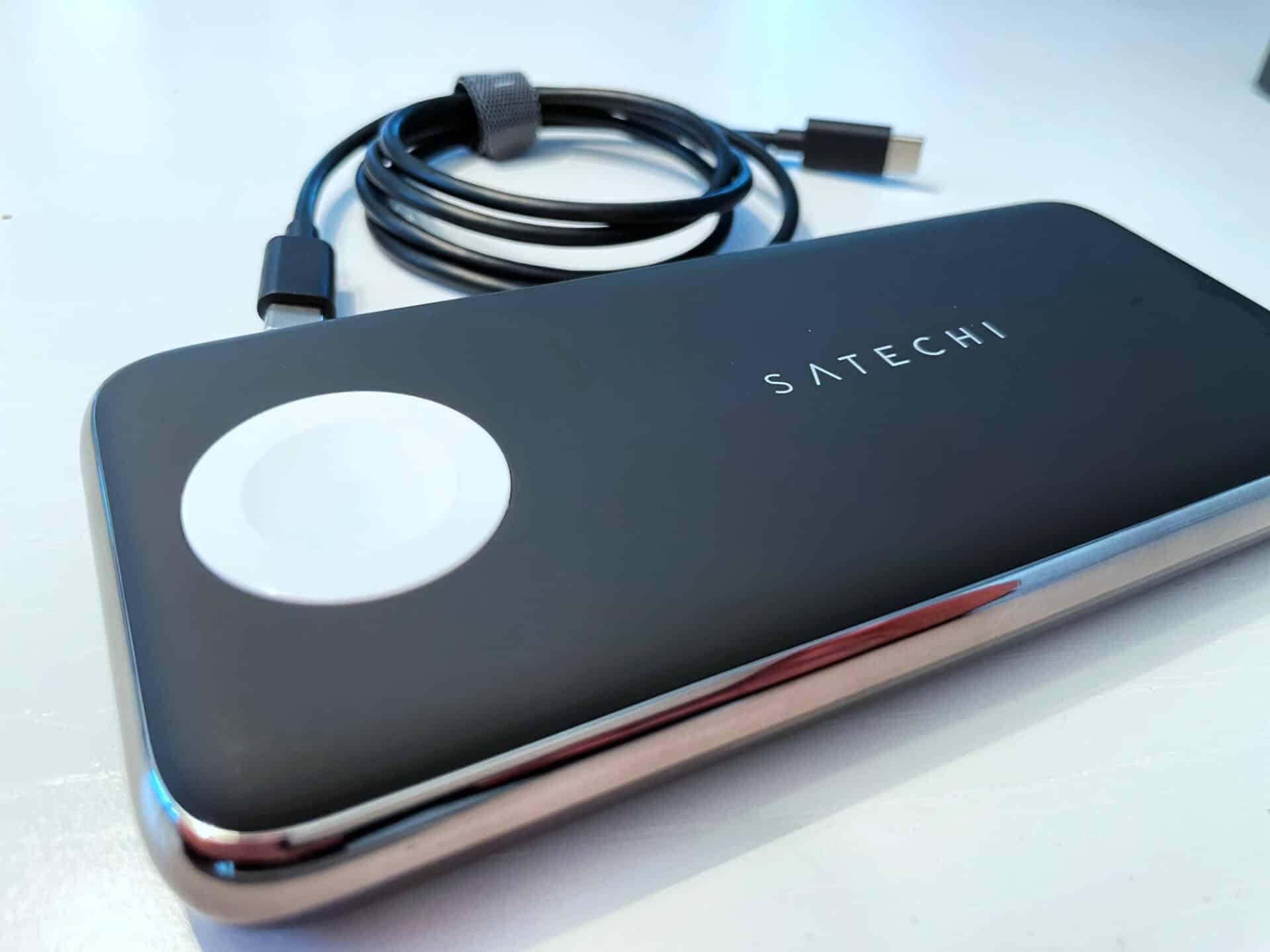 Die Satechi Quatro Wireless ist das ultimative All-in-One-Paket für Apple-Jünger auf Tour.