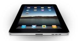 iPad-Produktseite